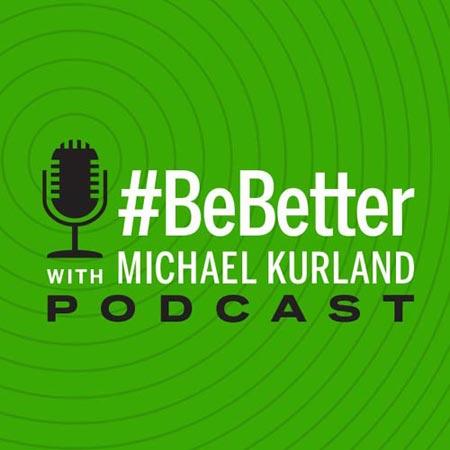 #BeBetter Podcast Logo